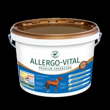 ATCOM Allergo-Vital – Teljeskörű gondoskodás allergiára hajlamos lovaknak (pellet) 5 kg