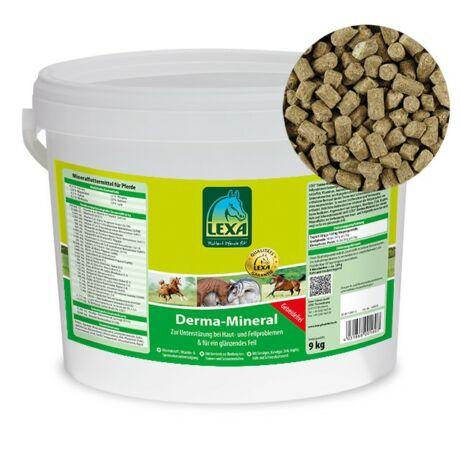 LEXA Derma (Bőr támogató) ásványi anyag keverék 4,5 kg