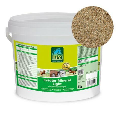 LEXA Gyógynövényes ásványi anyag keverék - Light 4,5 kg