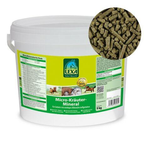 LEXA Mikro - Gyógynövényes ásványi anyag keverék 4,5 kg