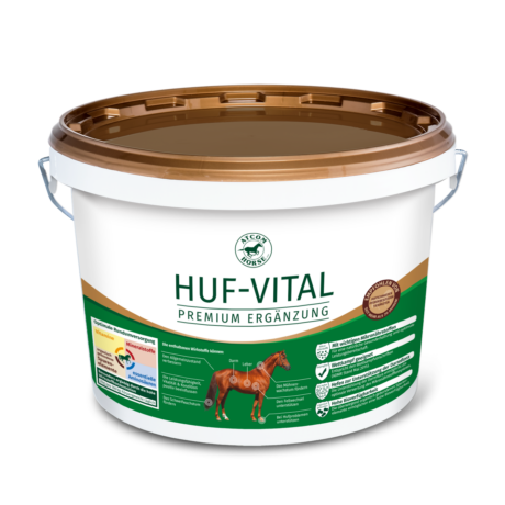 ATCOM Huf-Vital® – teljeskörű gondoskodás az egészséges patáért 5 kg