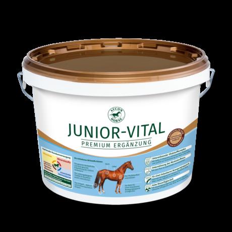 Atcom Junior-Vital - Teljeskörű kiegészítő fiatal lovaknak 5 kg