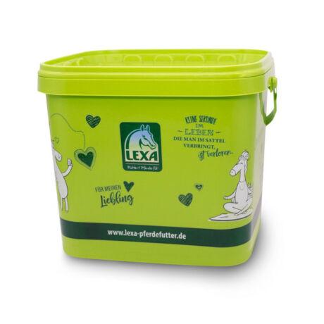 LEXA Zöld Vödör - ásványi takarmány tárolására