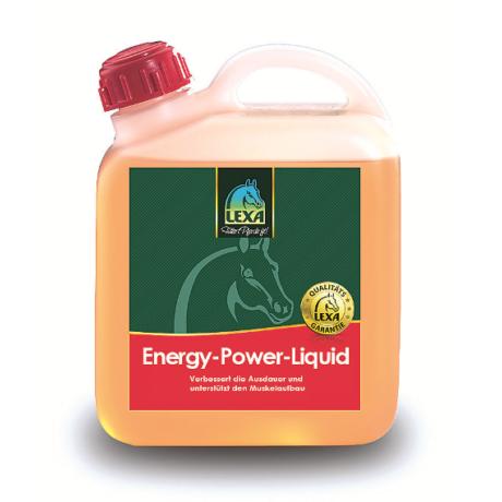 LEXA Energy-Power folyadék 2,5 l