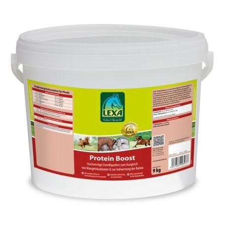 LEXA Protein Boost -  Fehérjekoncentrátum 9 kg