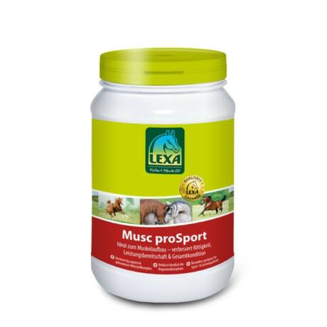 LEXA Musc proSport 1,2 kg