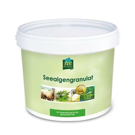 LEXA Tengeri alga granulátum -  a fényes szőrzetért 3 kg